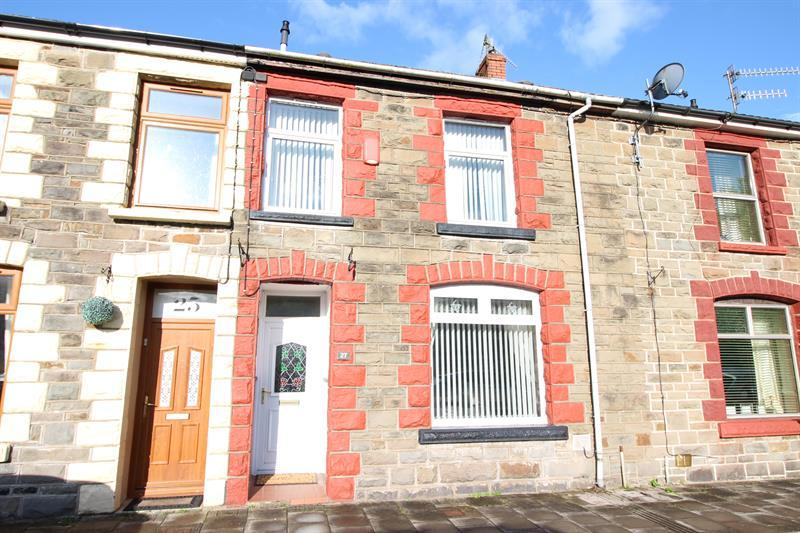 3 Bedrooms Terraced House for sale in Stanley Street, Senghenydd, Caerphilly