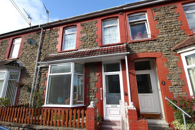 4 Bedrooms Terraced House for sale in King Street, Caerphilly