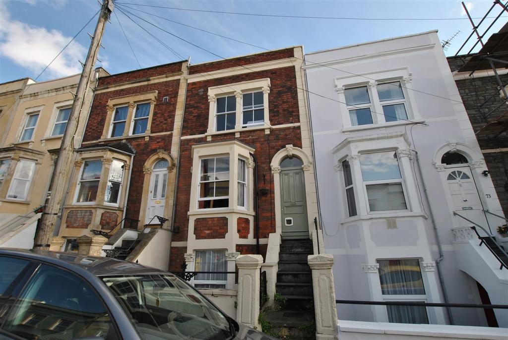 2 Bedrooms Maisonette Flat for sale in Richmond Street, Totterdown, Bristol