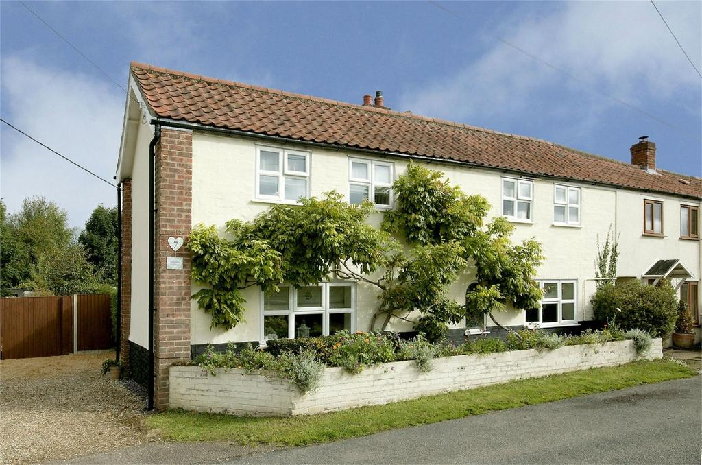 4 Bedrooms Cottage House for sale in 7 West Carr Road, Attleborough, Norfolk