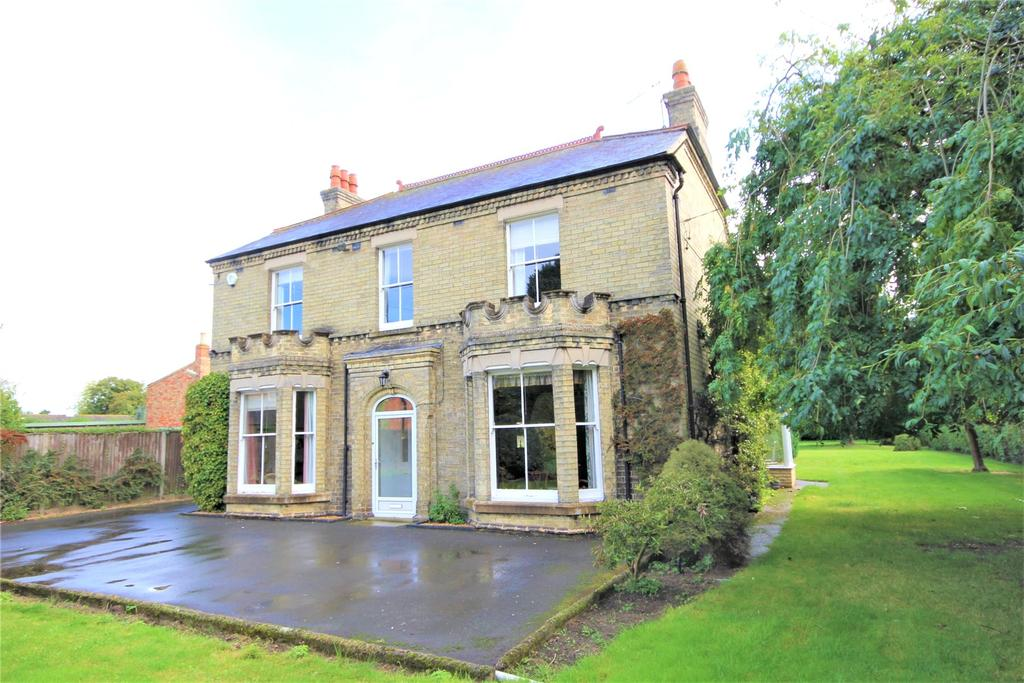5 Bedrooms Detached House for sale in Station Road, Ruskington, NG34