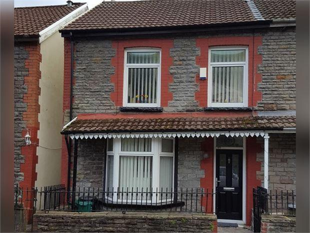 3 Bedrooms Terraced House for sale in Tyntyla Avenue, Llwynypia, Tonypandy, Rhondda Cynon Taff. CF41 7SU