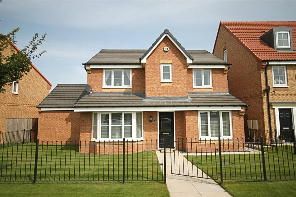 4 Bedrooms Detached House for sale in The Rings, Ingleby Barwick