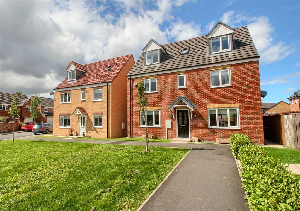 5 Bedrooms Detached House for sale in Buckthorn Crescent, The Elms
