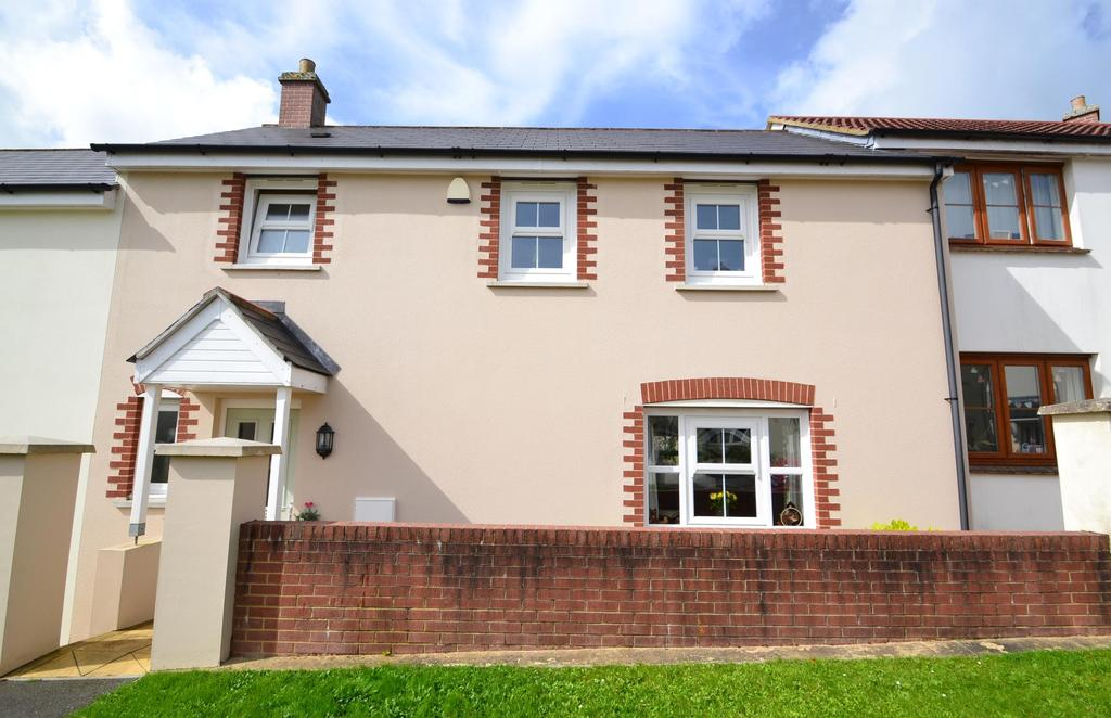 3 Bedrooms Terraced House for sale in Ackland Close, Shebbear