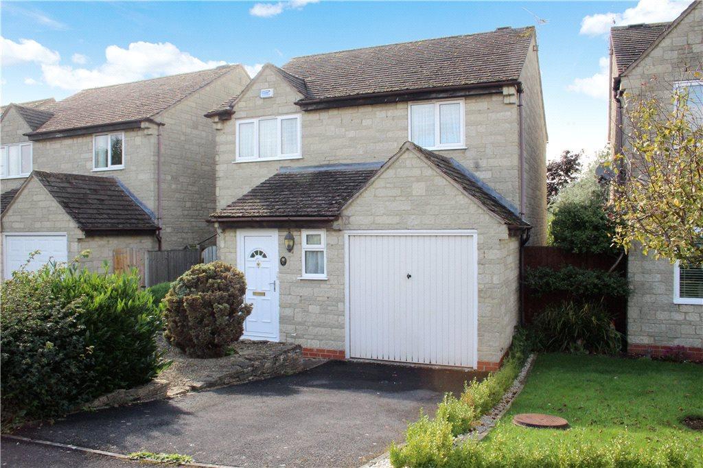 3 Bedrooms Detached House for sale in Croft Holm, Moreton-In-Marsh, Gloucestershire, GL56
