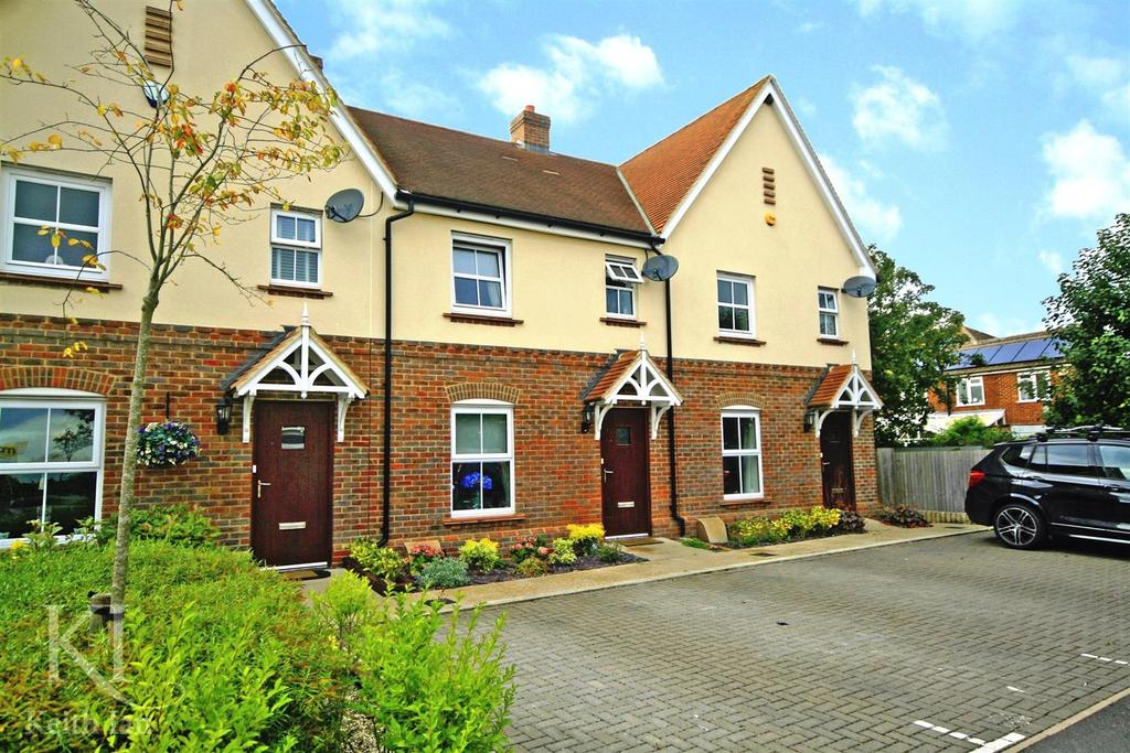 3 Bedrooms Terraced House for sale in Hempstalls Close, Hunsdon
