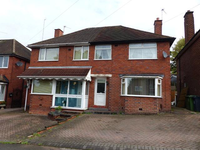 3 Bedrooms Semi Detached House for sale in Collingwood Drive,Great Barr,Birmingham
