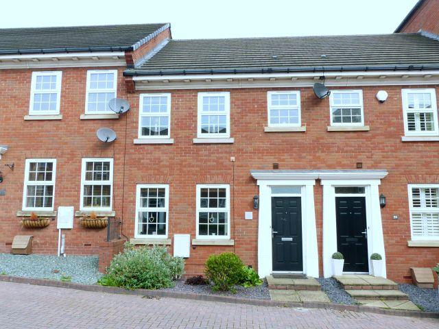 3 Bedrooms Terraced House for sale in Grange Drive,Streetly,Sutton Coldfield