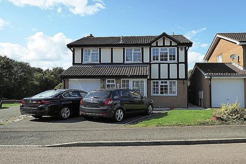 4 bedroom detached house for sale - Lichfield Drive, East Hunsbury, Northampton, NN4