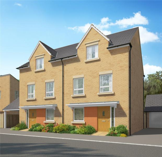 4 Bedrooms Semi Detached House for sale in The Boulevards, Northstowe