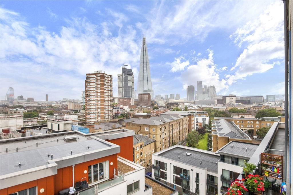 2 Bedrooms Flat for sale in Antonine Heights, City Walk, London