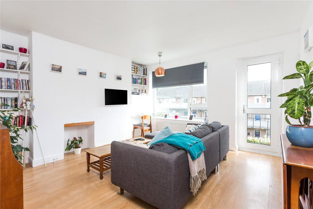 1 Bedroom Flat for sale in Finucane Court, Lower Mortlake Road, Richmond, Surrey