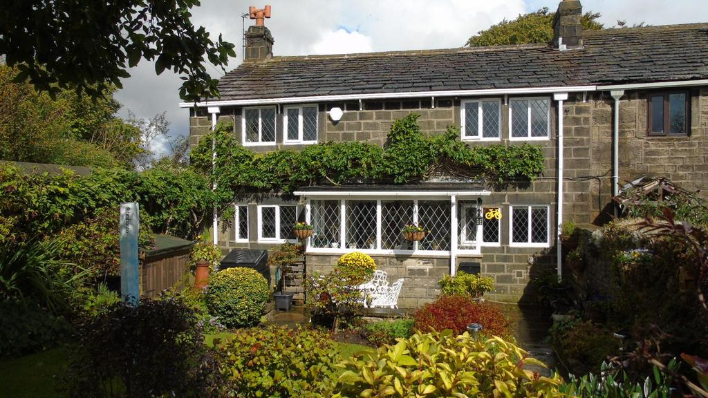 3 Bedrooms Cottage House for sale in Corner Cottage, Hebden Bridge, HX7