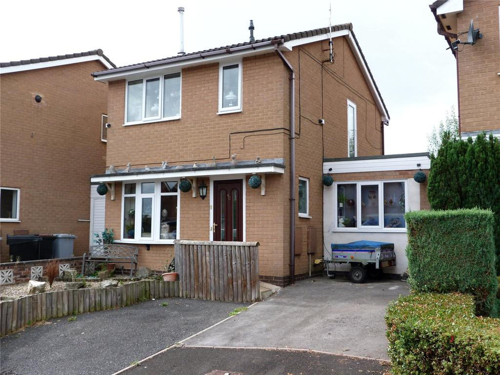 4 Bedrooms Link Detached House for sale in Hesketh Croft, Leighton, Crewe, Cheshire, CW1