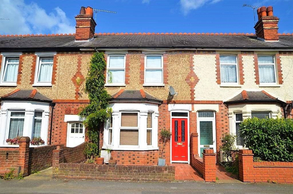 3 Bedrooms Terraced House for sale in Brisbane Road, Reading, Berkshire, RG30