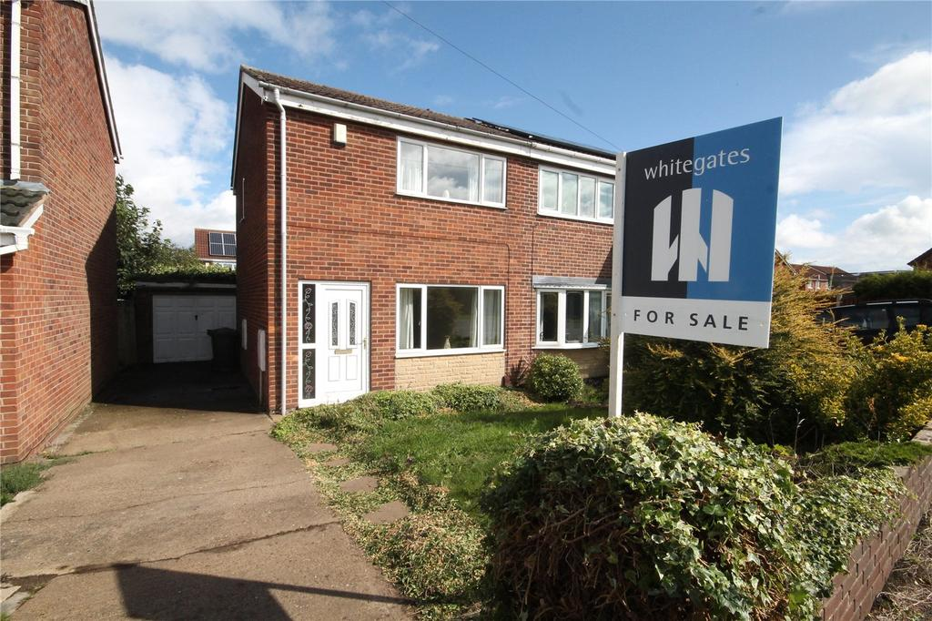 2 Bedrooms Semi Detached House for sale in Newhill Road, Monk Bretton, Barnsley, S71