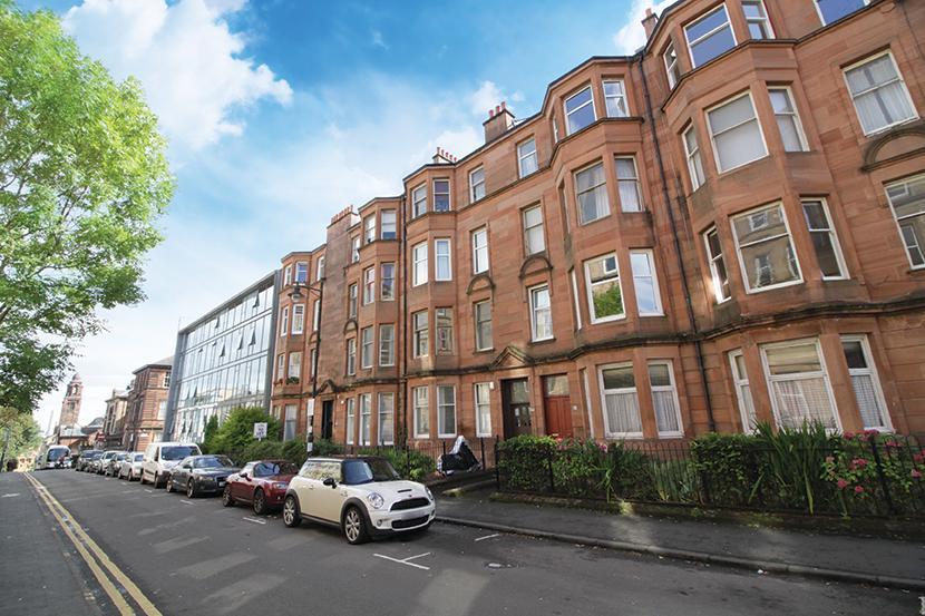 1 Bedroom Flat for sale in 89 Hill Street, Garnethill, G3 6NZ