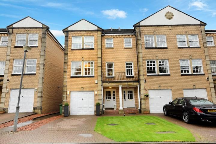 4 Bedrooms Town House for sale in 34 Hughenden Gardens, Hyndland, G12 9YH