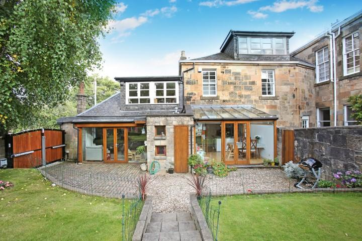 3 Bedrooms Mews House for sale in 15 Bellshaugh Lane, Kelvinside, G12 0PE
