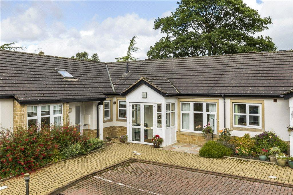 1 Bedroom Terraced Bungalow for sale in The Stables, Threshfield Court, Threshfield, Skipton