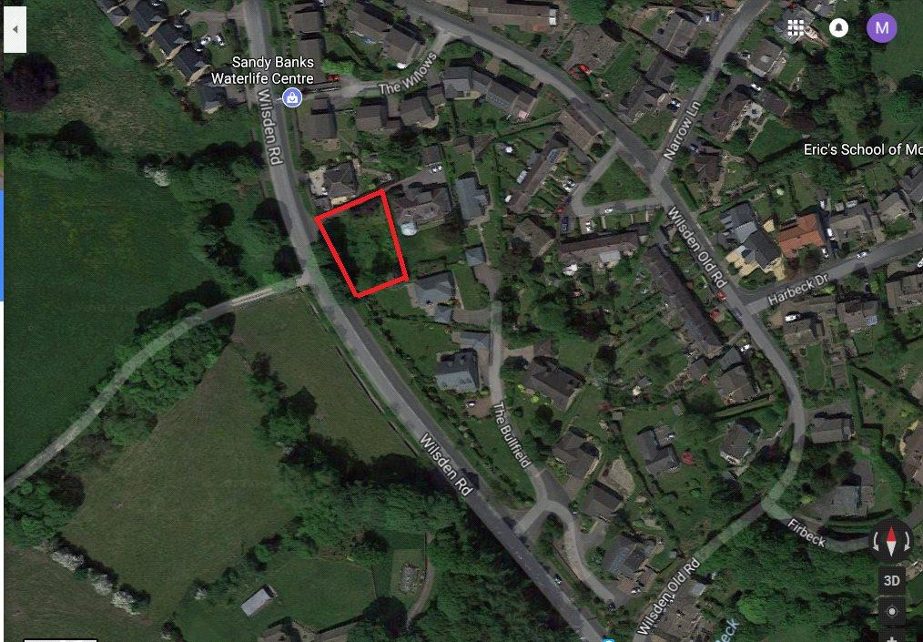 Plot Commercial for sale in Springbank, Wilsden Road, Harden, Bingley