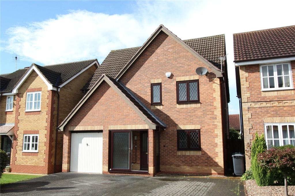 4 Bedrooms Detached House for sale in Seatallan Close, West Bridgford, Nottingham, NG2