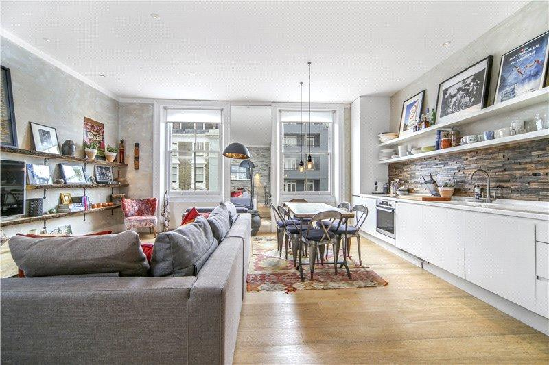 1 Bedroom Flat for sale in Arundel Gardens, London, W11