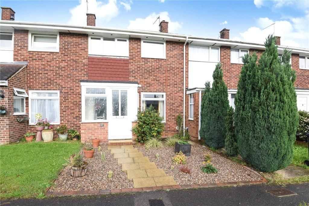 2 Bedrooms Terraced House for sale in Fabian Close, Basingstoke, Hampshire, RG21