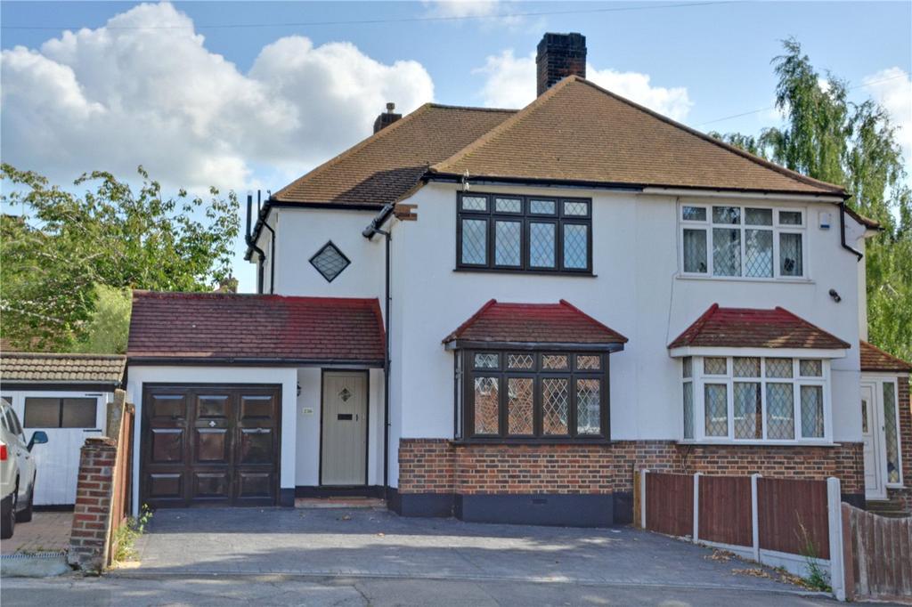 3 Bedrooms Semi Detached House for sale in Elmstead Lane, Chislehurst, BR7
