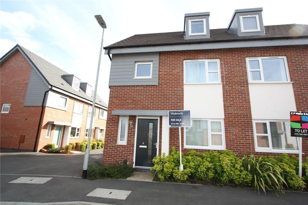 4 Bedrooms House for sale in Autumn Way, Beeston, Nottingham, NG9