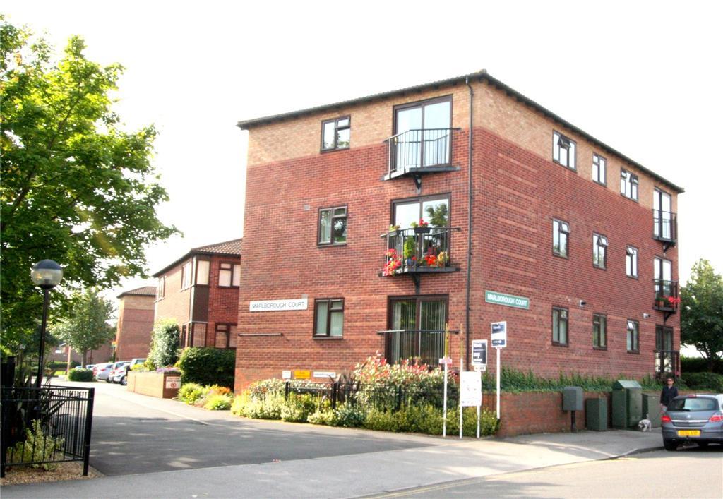 2 Bedrooms Flat for sale in Marlborough Court, West Bridgford, Nottingham, NG2
