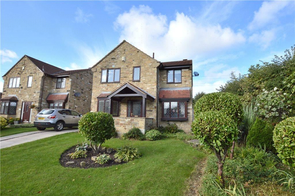 4 Bedrooms Detached House for sale in Stonecroft, Stanley, Wakefield, West Yorkshire