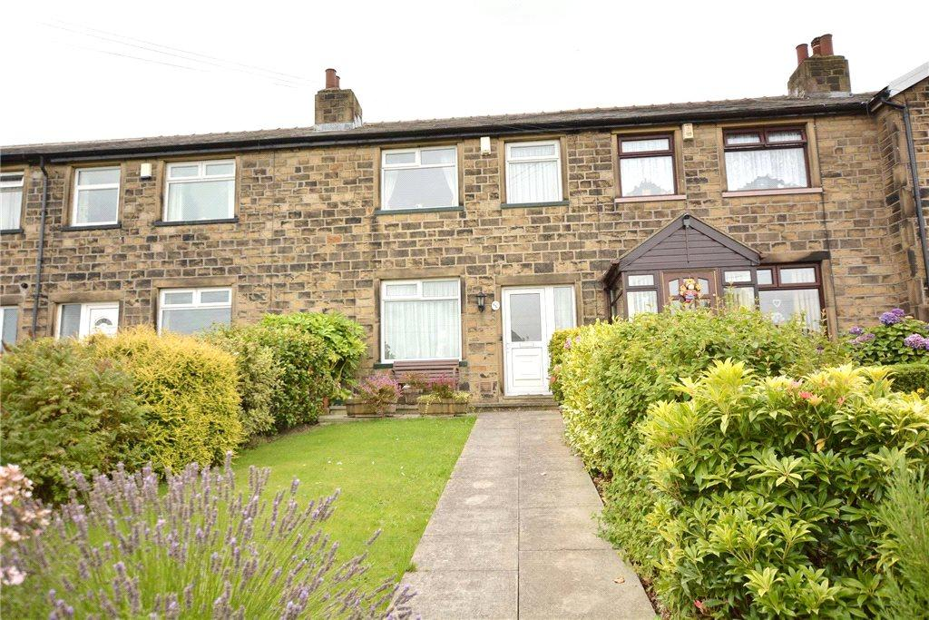 3 Bedrooms Terraced House for sale in Tyersal Terrace, Bradford, West Yorkshire