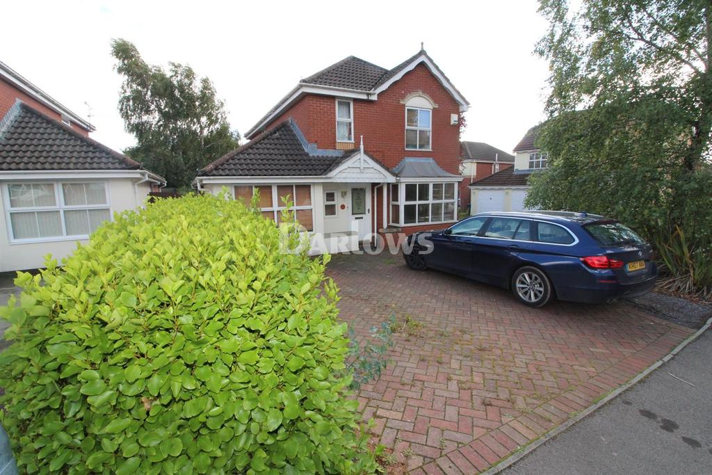 4 Bedrooms Detached House for rent in Lascelles Drive