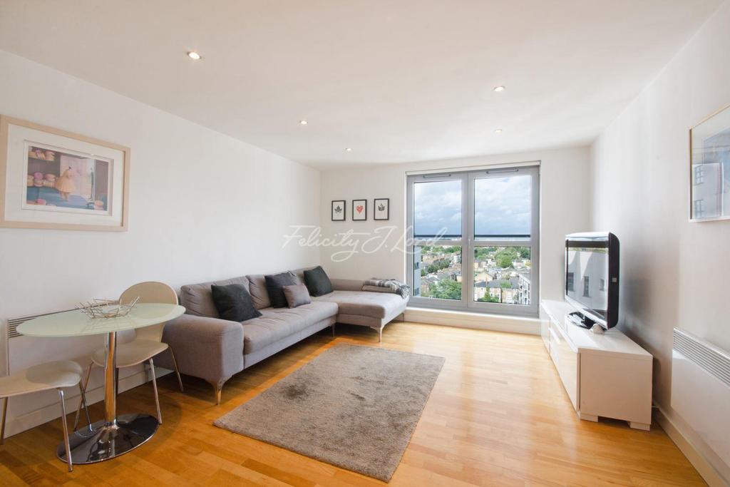2 Bedrooms Flat for sale in Balmes Road, Islington, N1