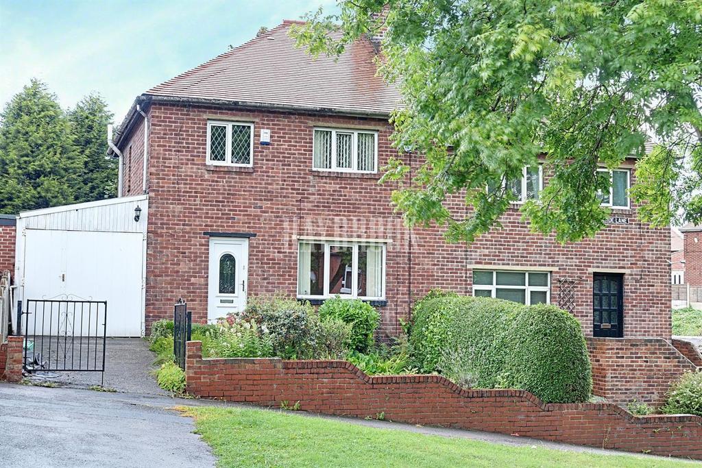 3 Bedrooms Semi Detached House for sale in Greenside Lane, Hoyland