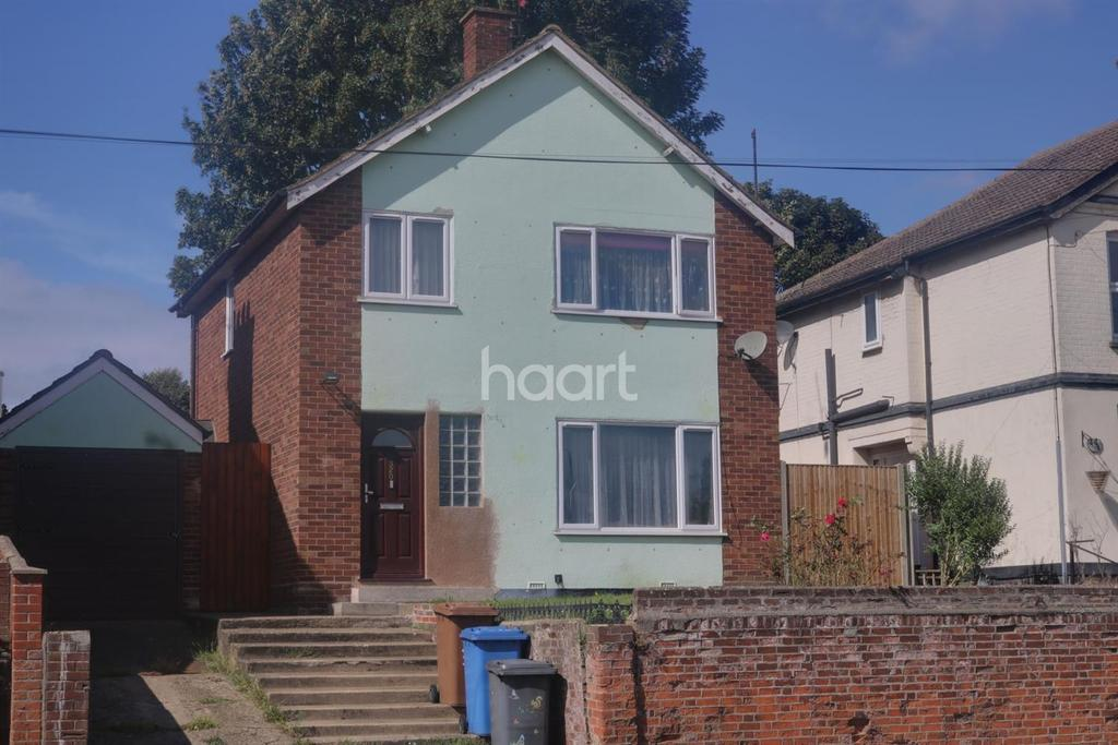 3 Bedrooms Detached House for sale in Wherstead Road, Ipswich