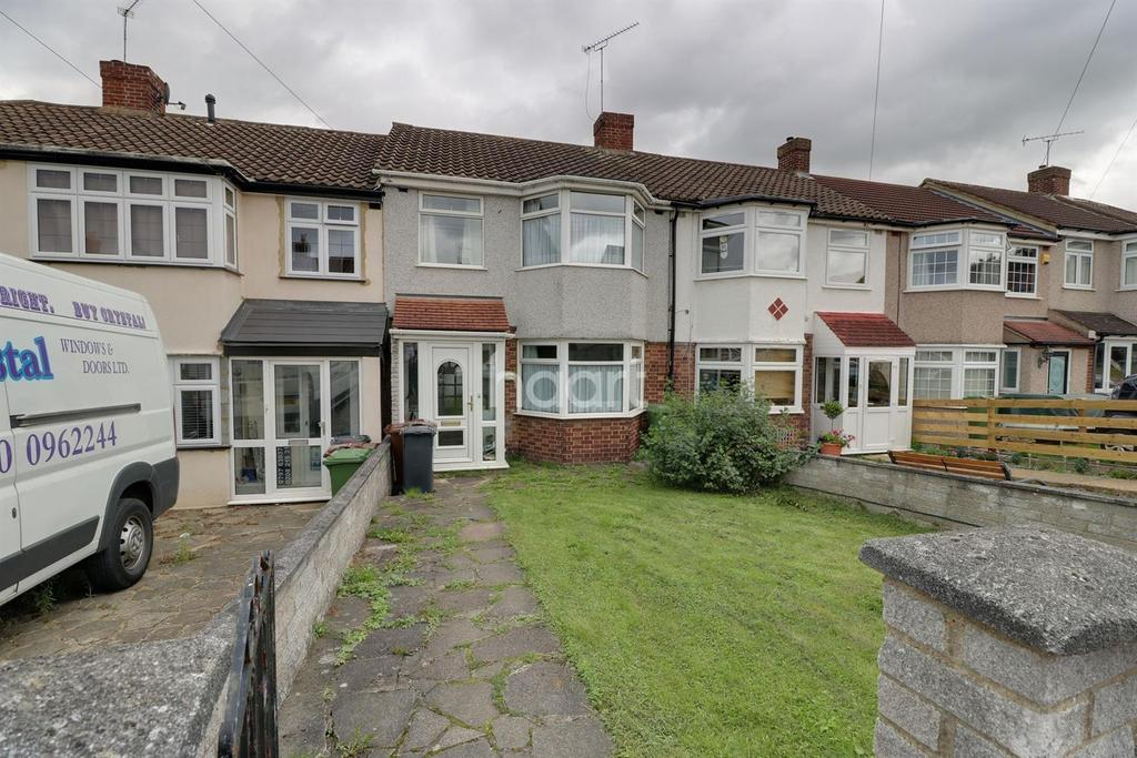 3 Bedrooms Terraced House for sale in Eastbrook Drive