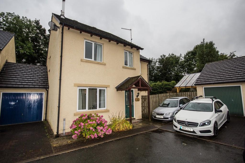 4 Bedrooms Link Detached House for sale in 16 Hawthorn Gardens, Kendal LA9 6FG