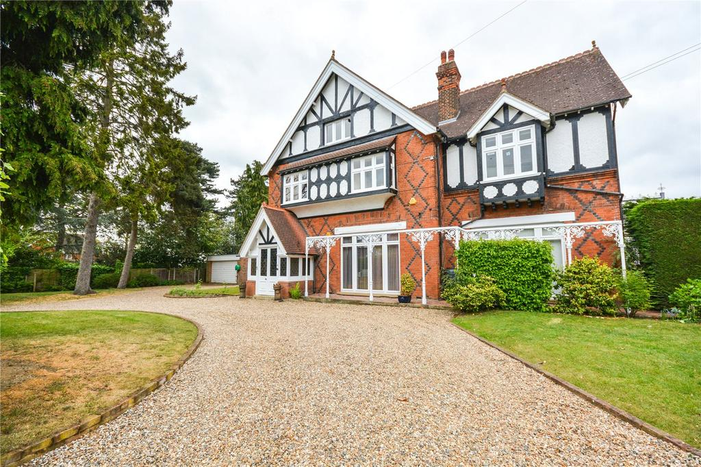 6 Bedrooms Town House for sale in Morgans Road, Hertford