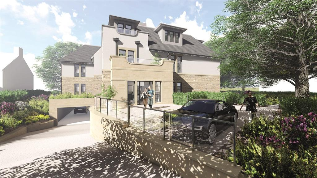 3 Bedrooms Flat for sale in Greystoke Apartments, Kings Avenue, Morpeth, Northumberland