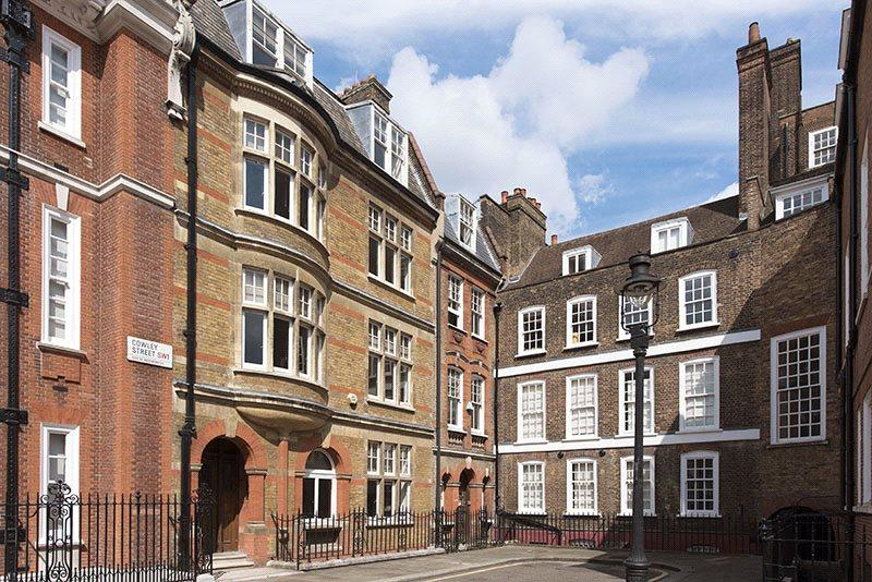 5 Bedrooms Terraced House for sale in Cowley Street, London, SW1P