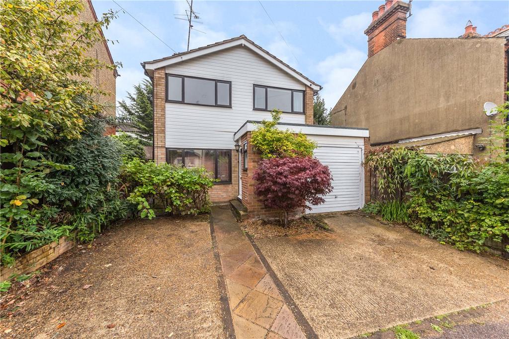 3 Bedrooms Detached House for sale in Coleswood Road, Harpenden, Hertfordshire