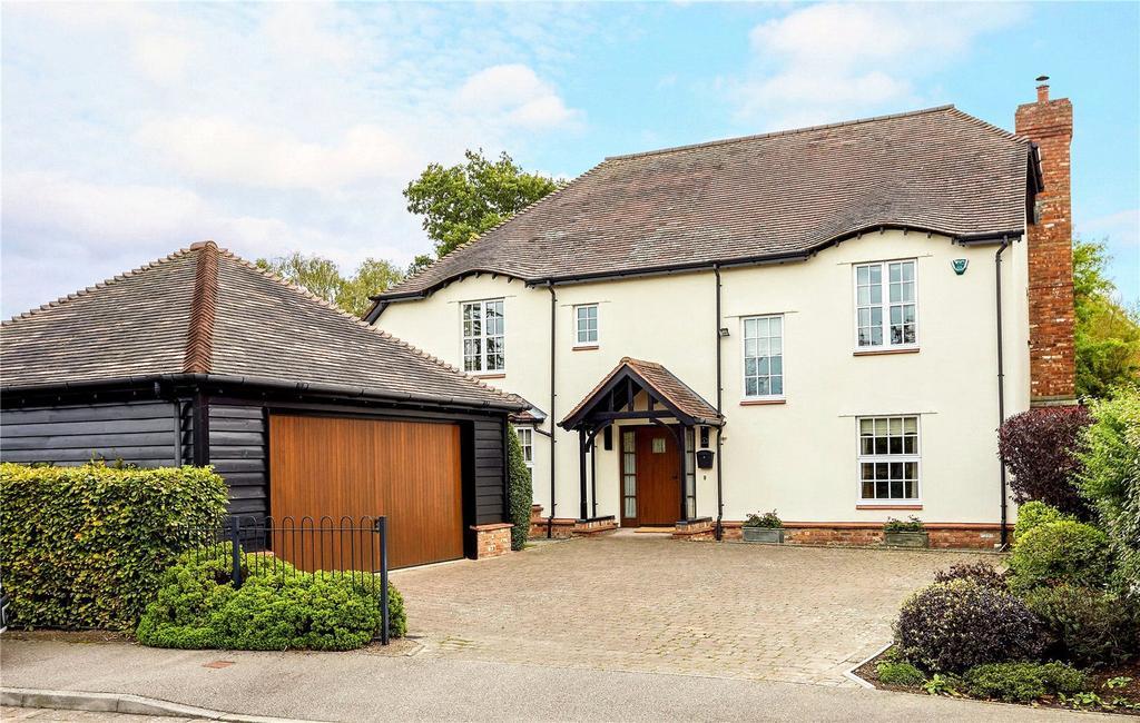 5 Bedrooms Detached House for sale in Copperfields, Tunbridge Wells, Kent, TN2