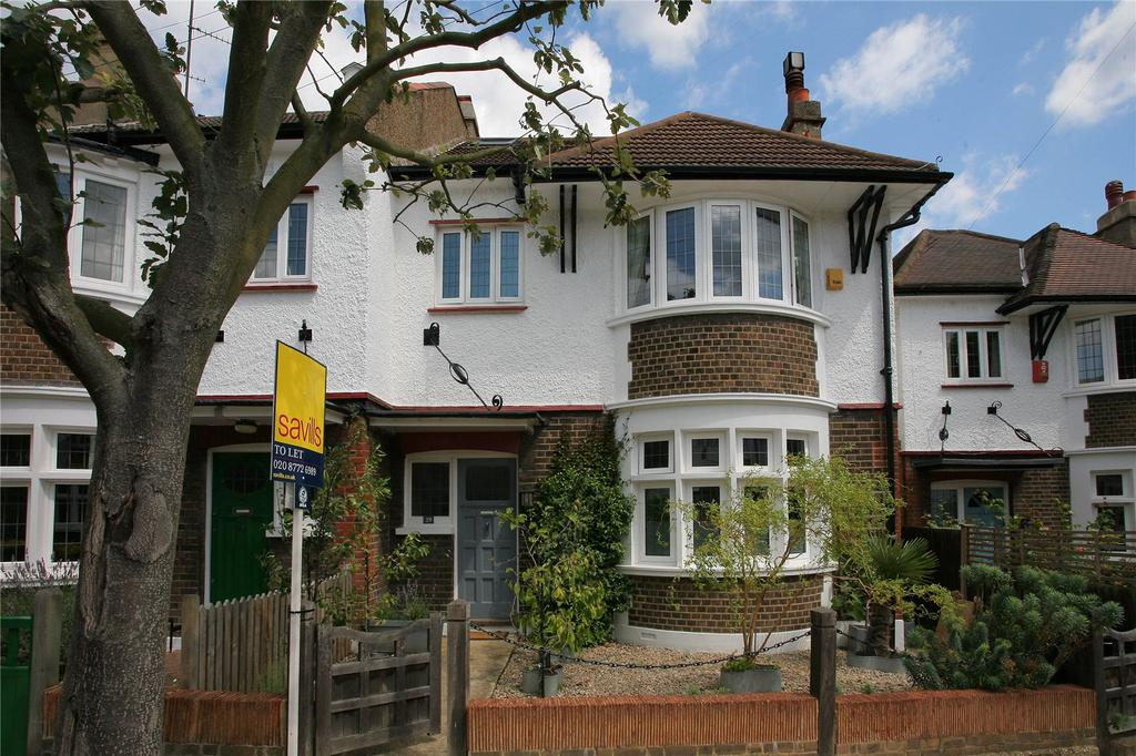 3 Bedrooms End Of Terrace House for sale in Bracken Avenue, London, SW12