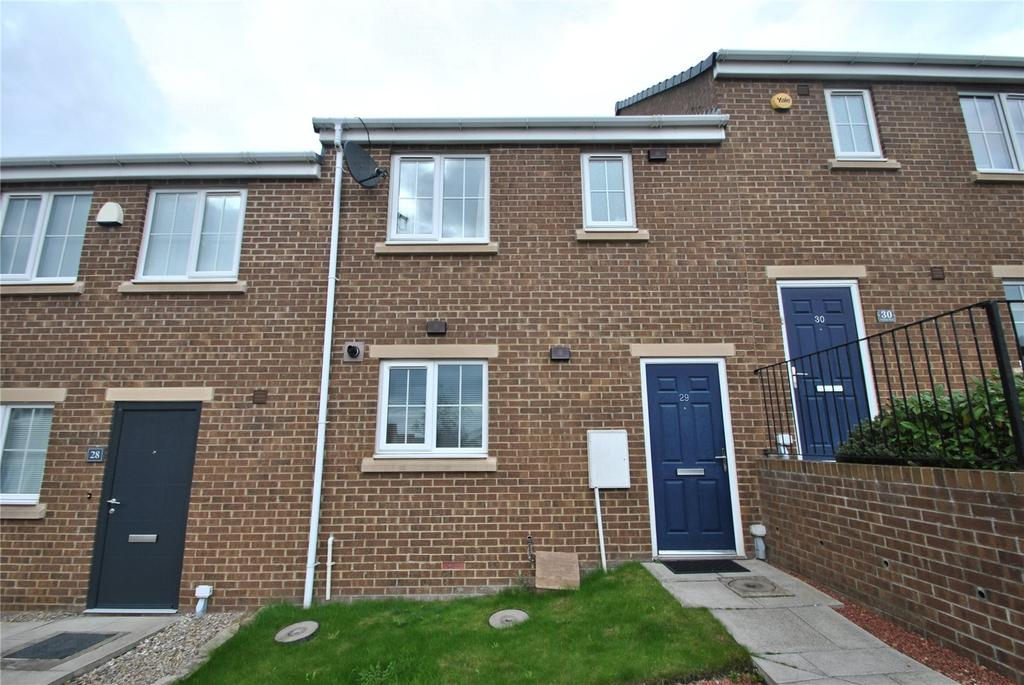 3 Bedrooms Terraced House for sale in Finchale View, West Rainton, County Durham, DH4