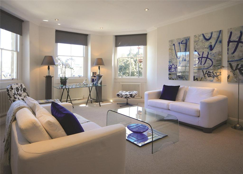2 Bedrooms Flat for sale in The Circus, Bath, BA1