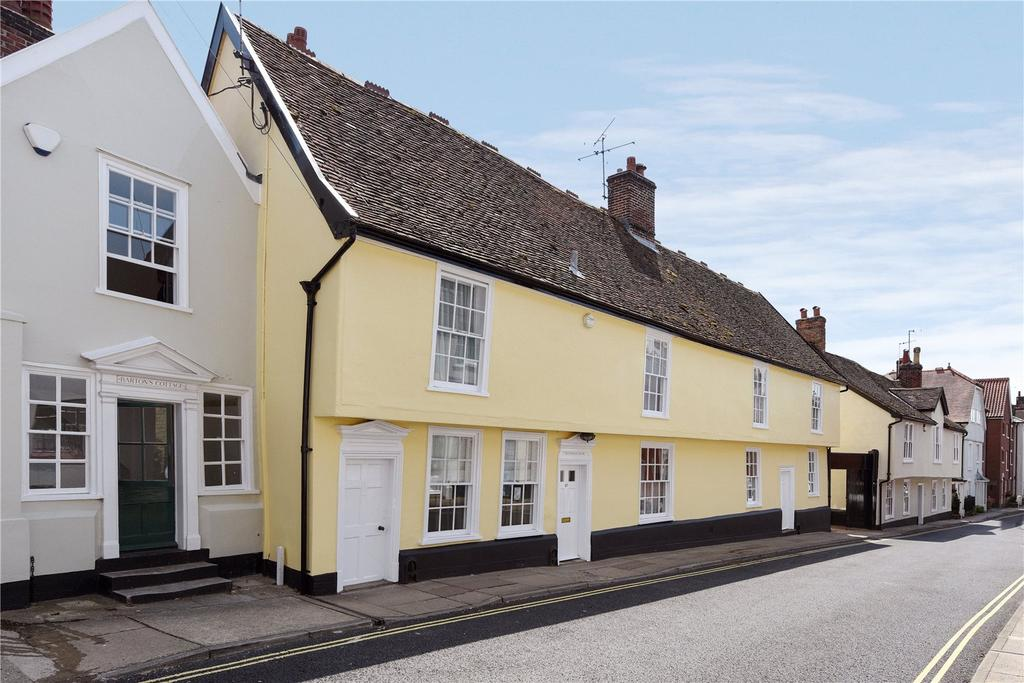 6 Bedrooms House for sale in Cumberland Street, Woodbridge, Suffolk, IP12