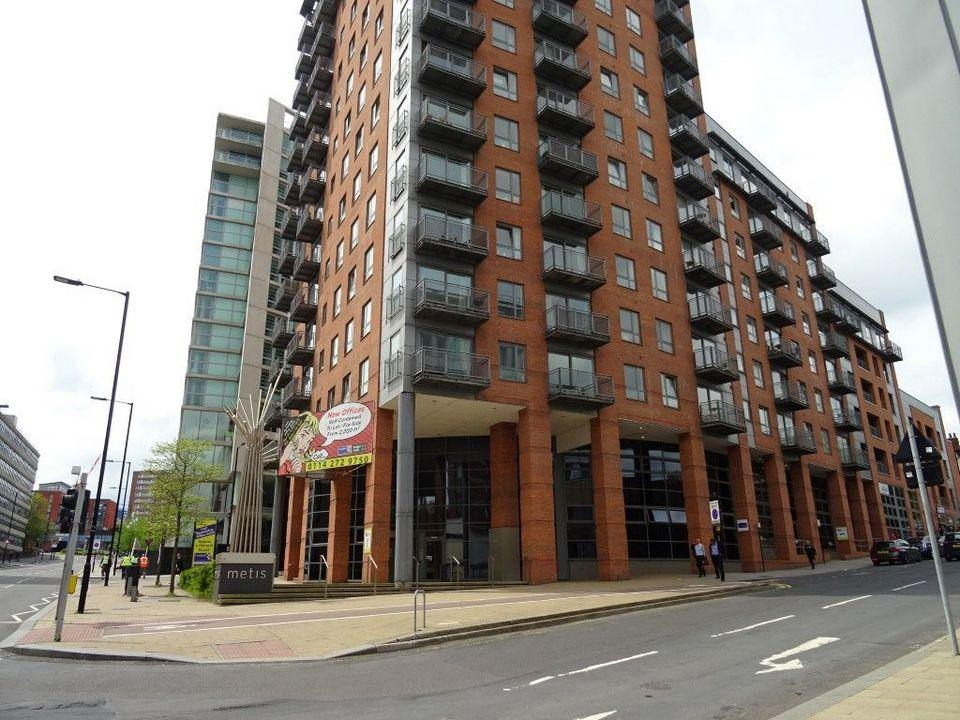 2 Bedrooms Apartment Flat for sale in Apartment 802 Metis, 1 Scotland Street, Sheffield S3